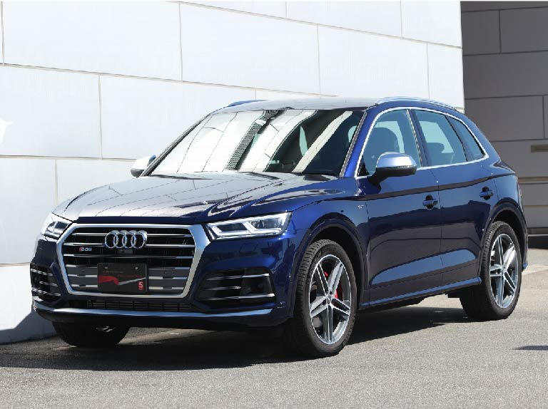 Audi SQ5 1.0 TFSI sport