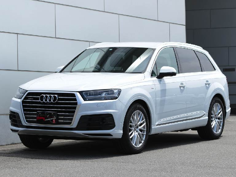 Audi Q7 2.0 TFSI quattro S-line