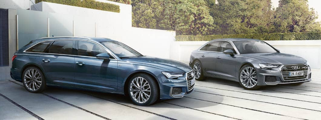 Audi A6 Avant 55 TFSI quattro S line / Audi A6 55 TFSI quattro S line