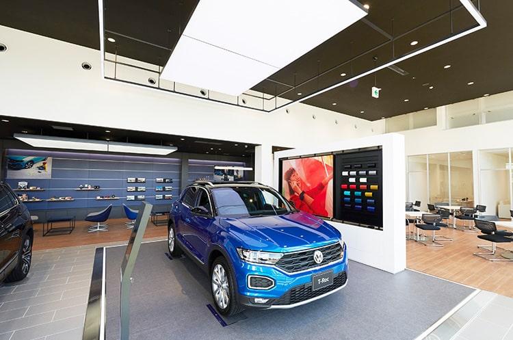 Volkswagen大垣 ハイライトステージ